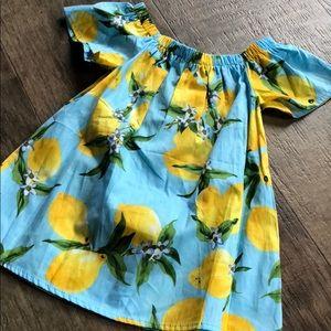 Other - Off the shoulder dress